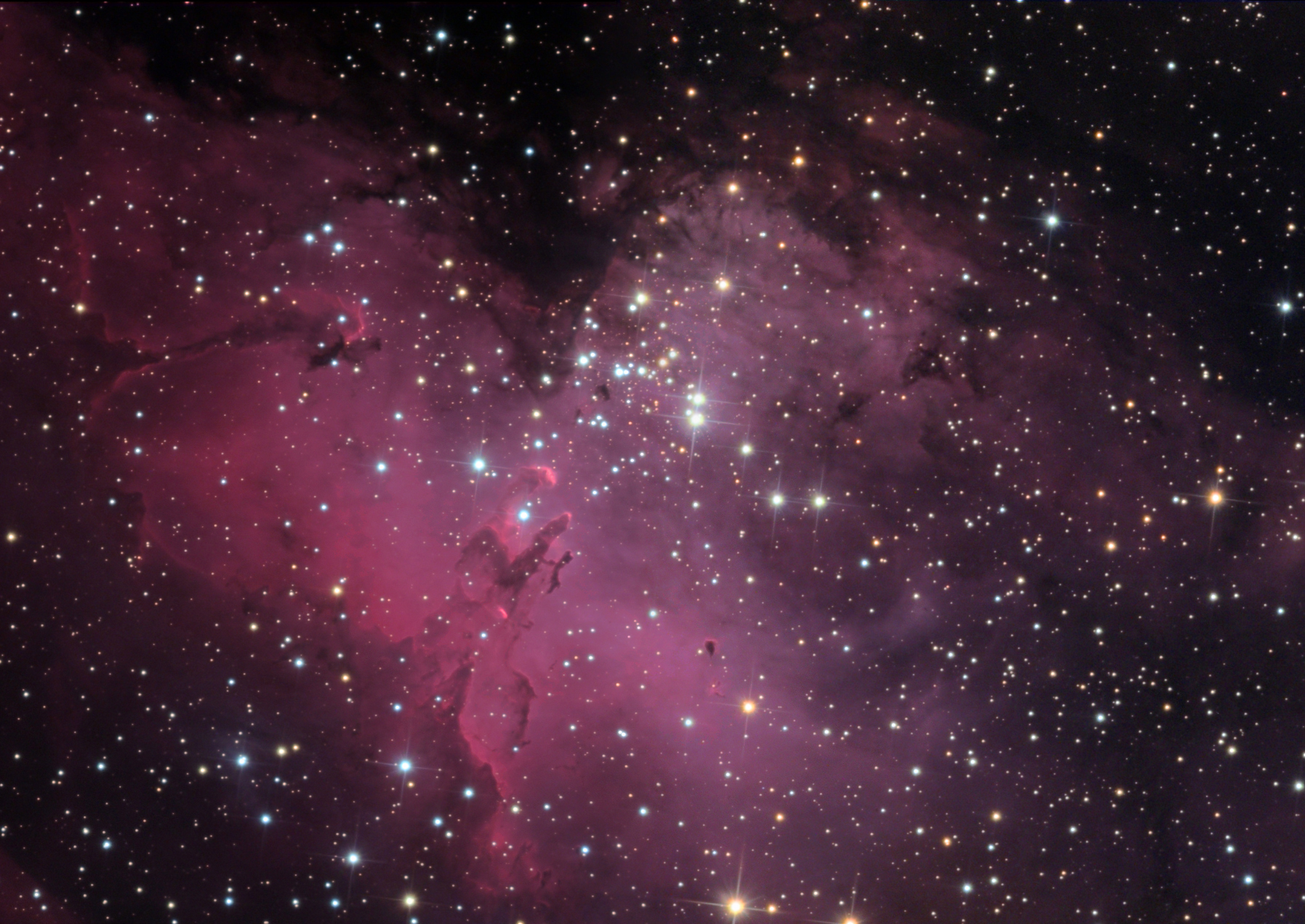 eagle nebula s - photo #20