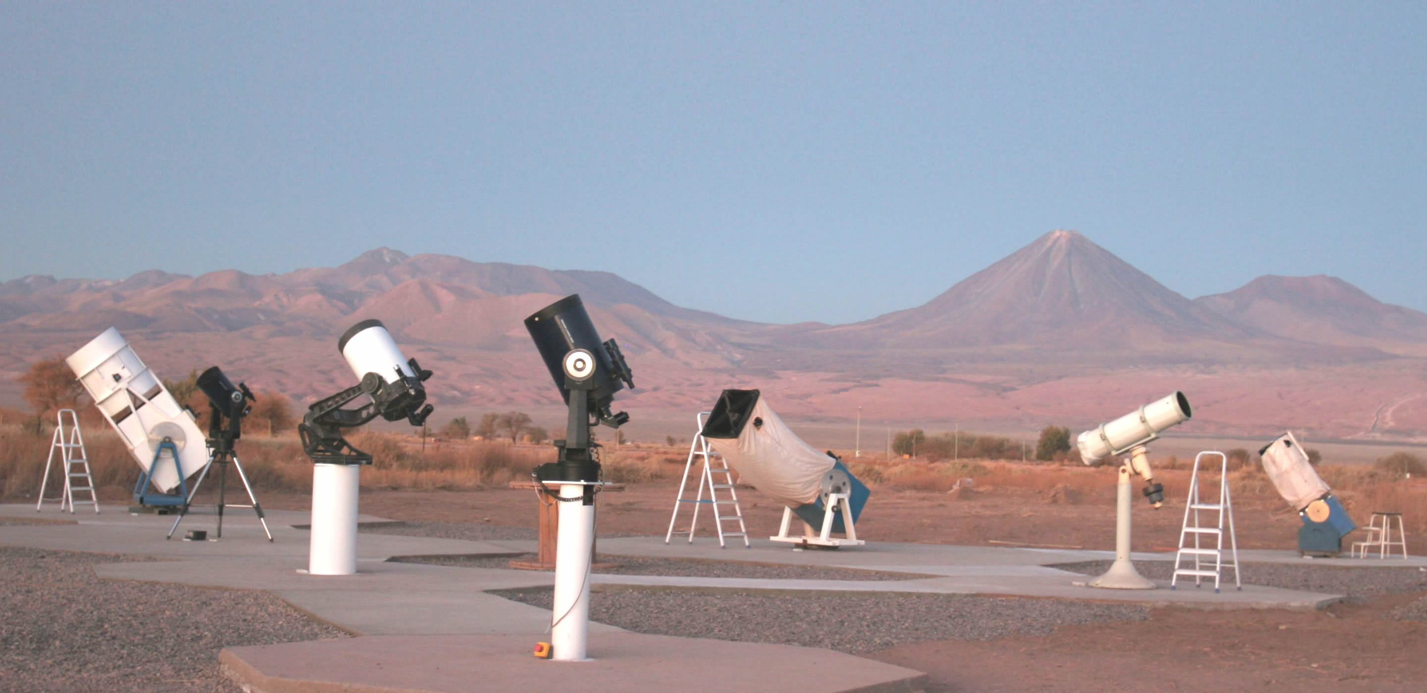 Location de télescopes